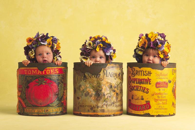 Chùm ảnh bé và hoa - Anne Geddes Dig_1010