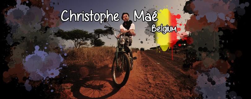 Christophe Maé Belgium
