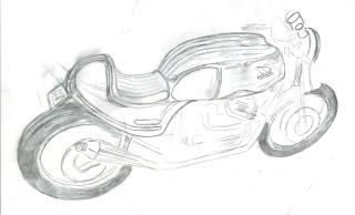 PROJET 500 CX CAFE RACER RACER Coque_10