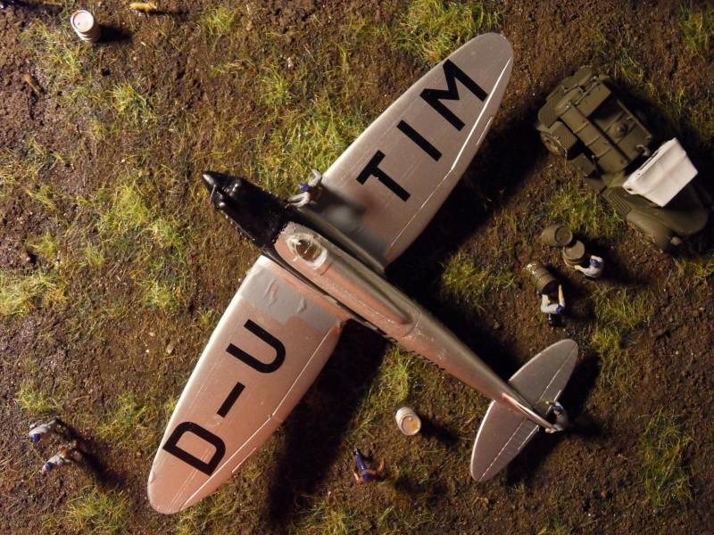 "blitz - He 70 G-1 ""Blitz"" 1/72 - Page 2 Sdc10318"
