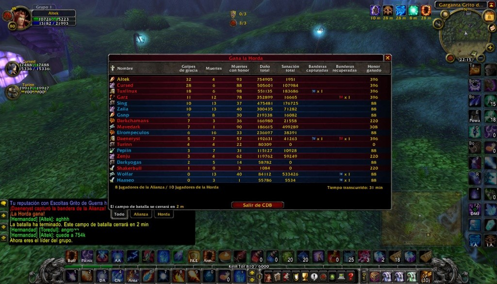 Puntuaciones (screen) Wowscr11