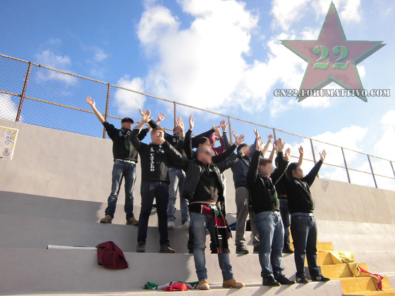 Stagione Ultras 2012-2013 A15