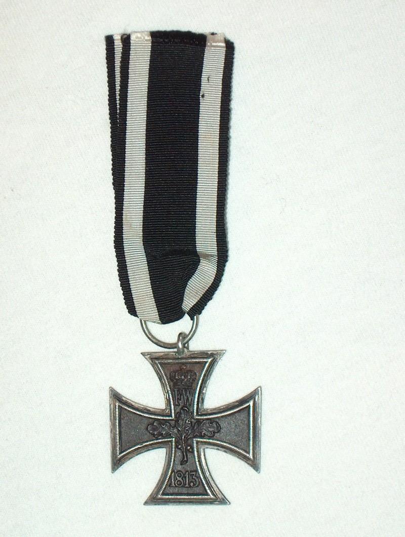 Iron Cross 2nd Class, 1870 Ek2_1813
