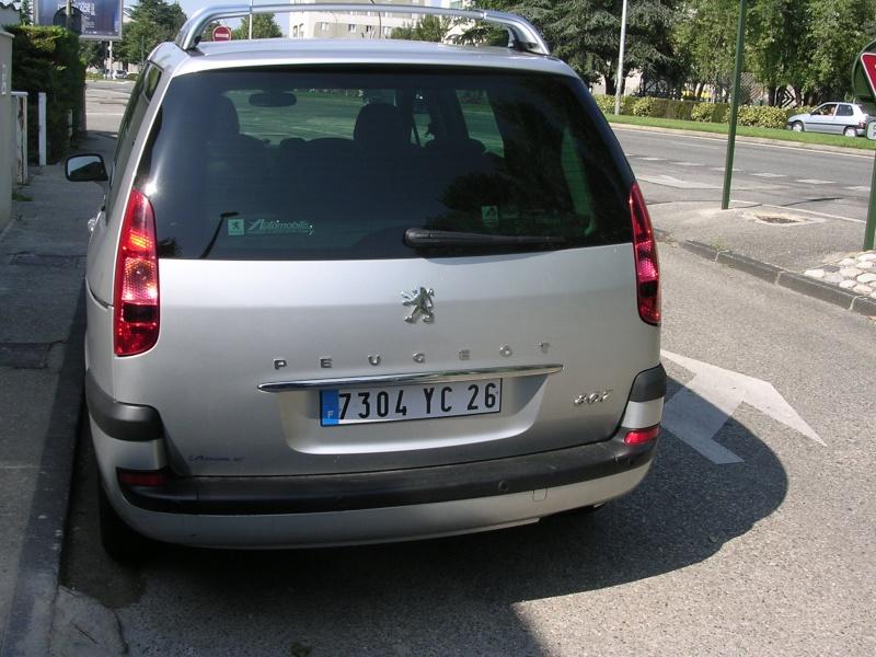 ( vendu ) vds 807 HDI SV boite auto de juin 2005 avec 148 000 kms 807_ar10