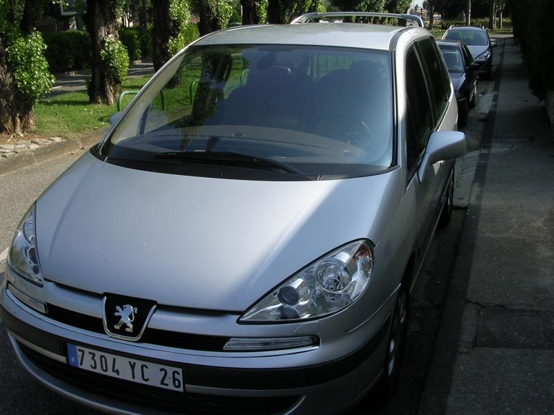 ( vendu ) vds 807 HDI SV boite auto de juin 2005 avec 148 000 kms 807_av10