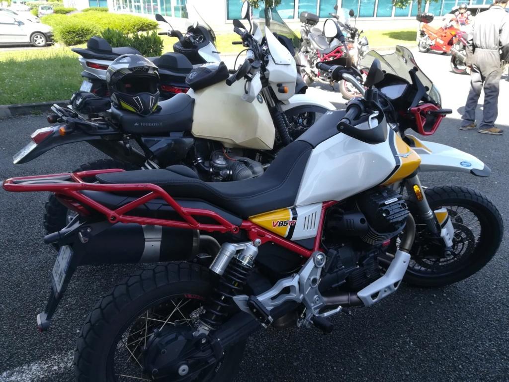 Essai - Moto Guzzi V85 TT Travel : Confirmation réussie ! Img_2293