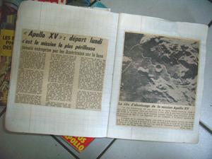 Les cahiers de LM-5, et analyse du futur spatial US P7250311