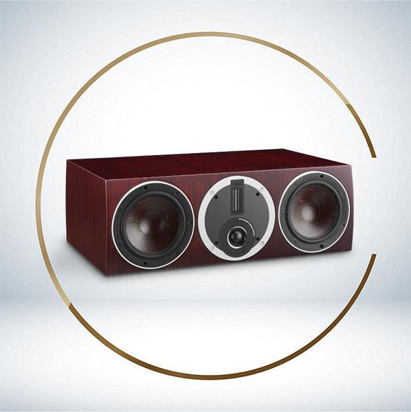 Dali Rubicon Vokal (Rosso veneer)(display unit) Dali-r11