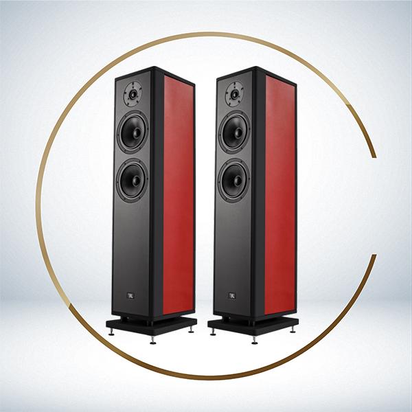 Rosso Fiorentino Elba Series 2 speaker (display unit) Rosso-10