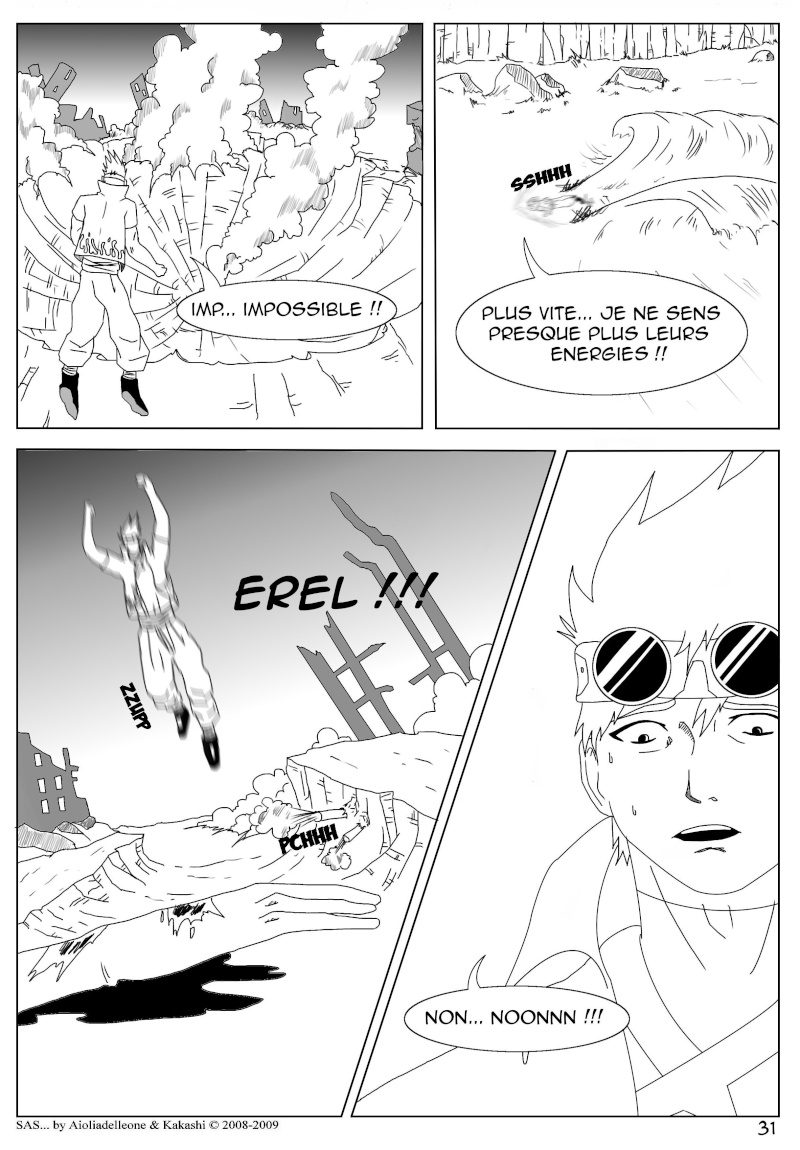[SI J'AVAIS SU...] par Aioliadelleone & Kakashi Pages_13