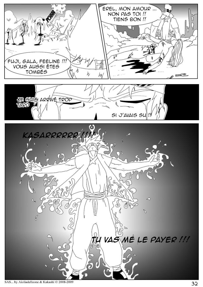 [SI J'AVAIS SU...] par Aioliadelleone & Kakashi Pages_14