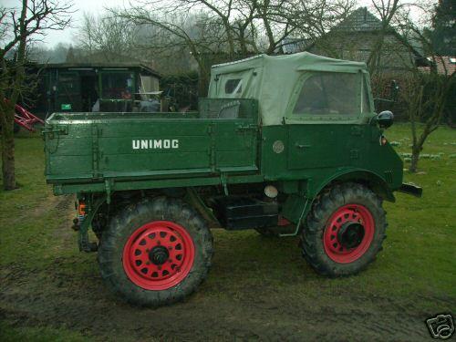 Pompe Westinghouse Unimog27
