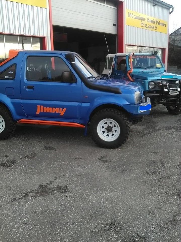 Nouveau Suzuki Jimny Jimny_10