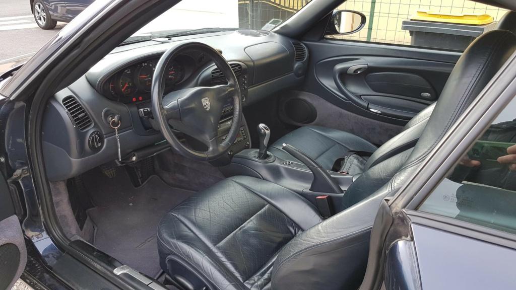 Vends 996 3.4 Cab 1999 Int110