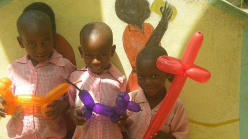 Karibuni Onlus - Newsletter di Gennaio 2010 Karibu10