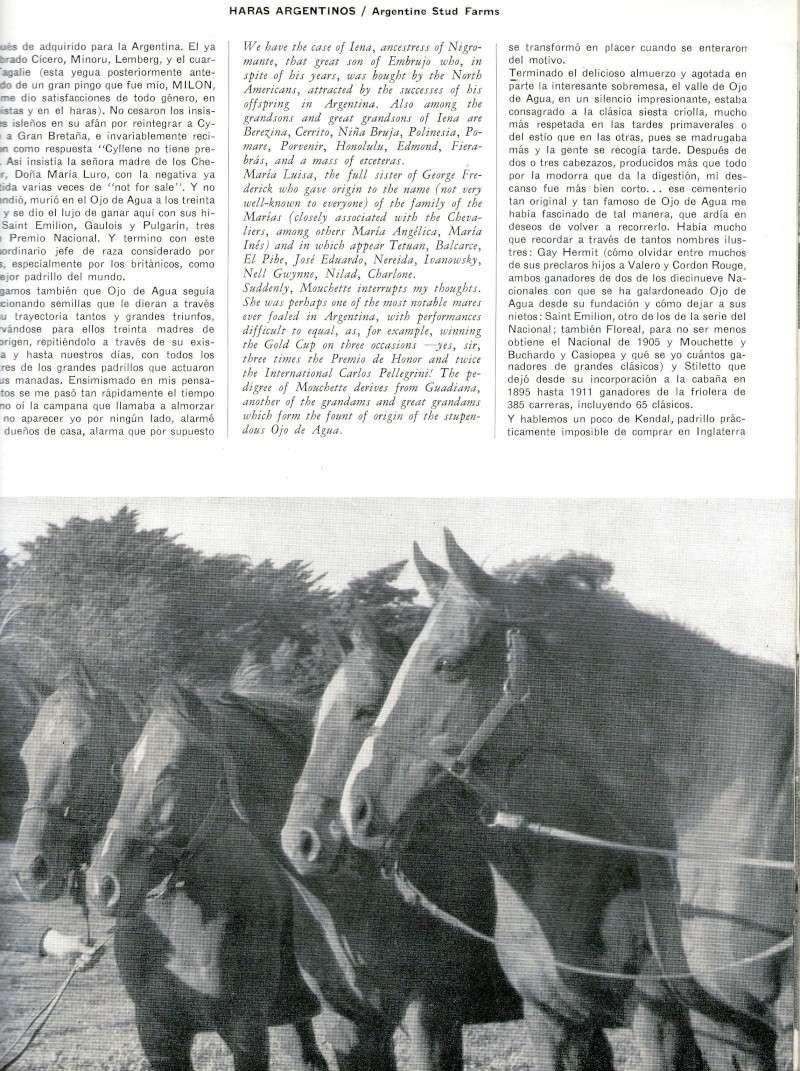 REVISTA JOCKEY CLUB - Marzo 1969 N° 10 Img11410