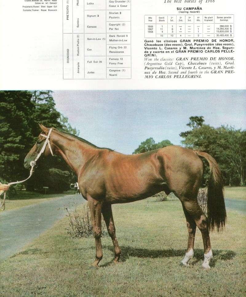 REVISTA JOCKEY CLUB - Marzo 1969 N° 10 Img11910