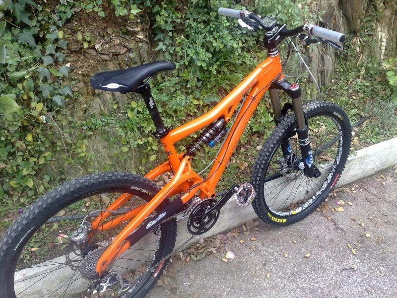 Mon nouveau bike 18122011
