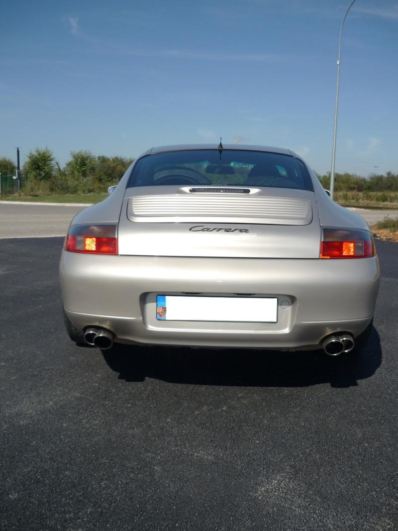 Porsche 996 couleur or embrayage neuf revision Porsche   P1020712