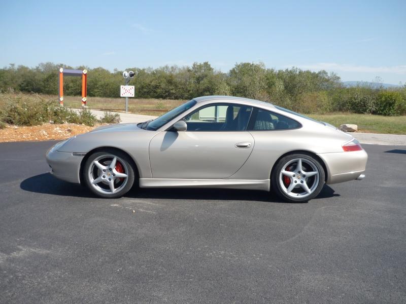 Porsche 996 couleur or embrayage neuf revision Porsche   P1020713