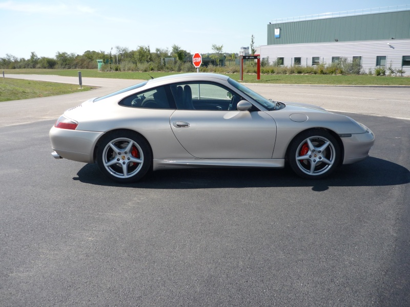 Porsche 996 couleur or embrayage neuf revision Porsche   P1020714