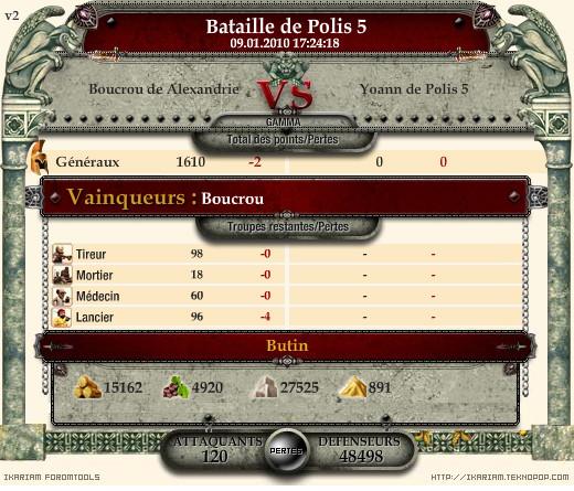 """archive public du plus grand Pillage and Pirate de l'histoire: """"RC de PP du 06/01/2010 au 05/02/2010"""" Rappor10"""