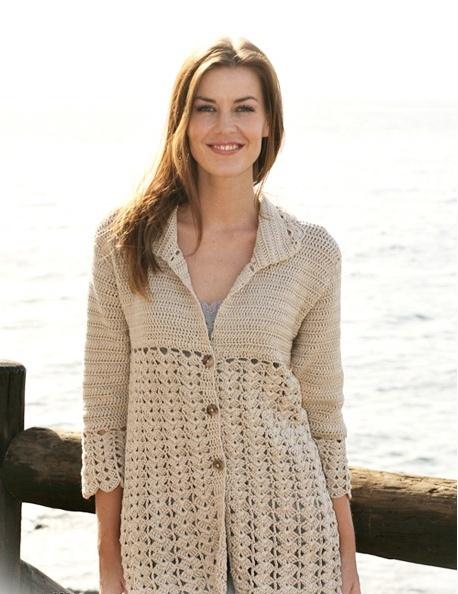 Fan Pattern Jacket (matches Fan Pattern Vest & Skirt) Pictur15