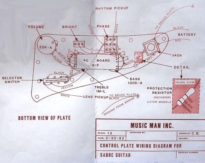 MusicMan Sabre 2 de 1978 Musicm10