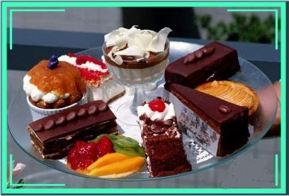 Десерт - любимые десерты как без них  Getima17