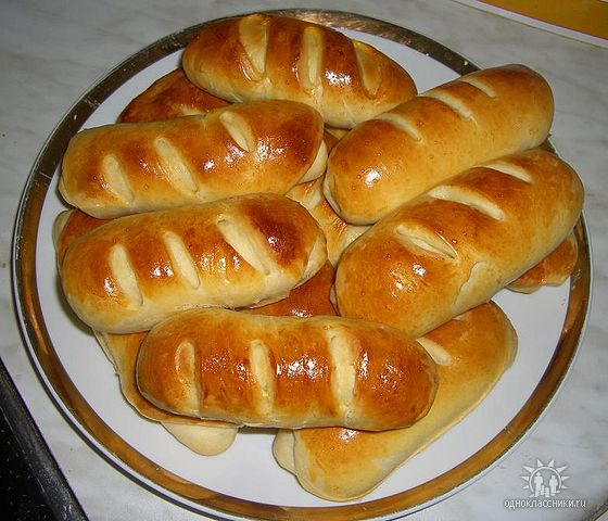 Несладкая выпечка - пироги, пирожки, лепёшки, несладкое печенье  - Страница 2 Getima43