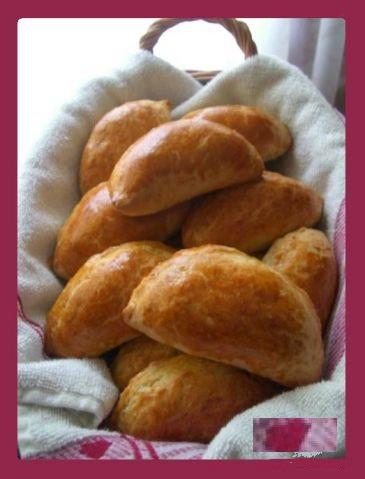 Несладкая выпечка - пироги, пирожки, лепёшки, несладкое печенье  - Страница 2 Getima48