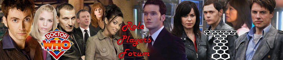Doctor Who and Torchwood Role Players Forum