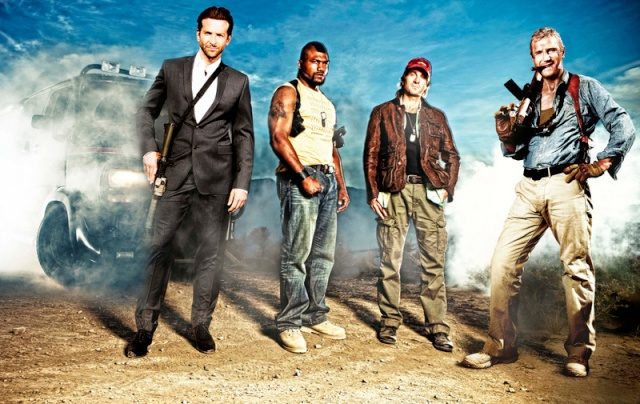 The A-Team in theaters in 2010 The-a-10