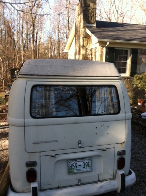 Yet another Westy for me... 210