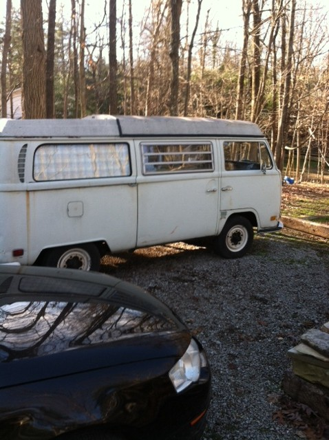 Yet another Westy for me... 410