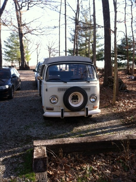 Yet another Westy for me... 610