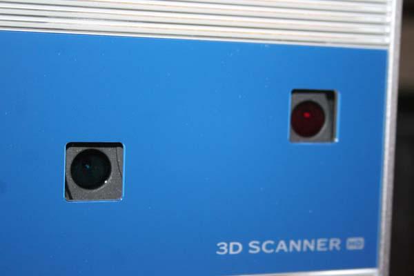 nextengine - [Scanner 3D] NextEngine HD présentation et essais. 1010