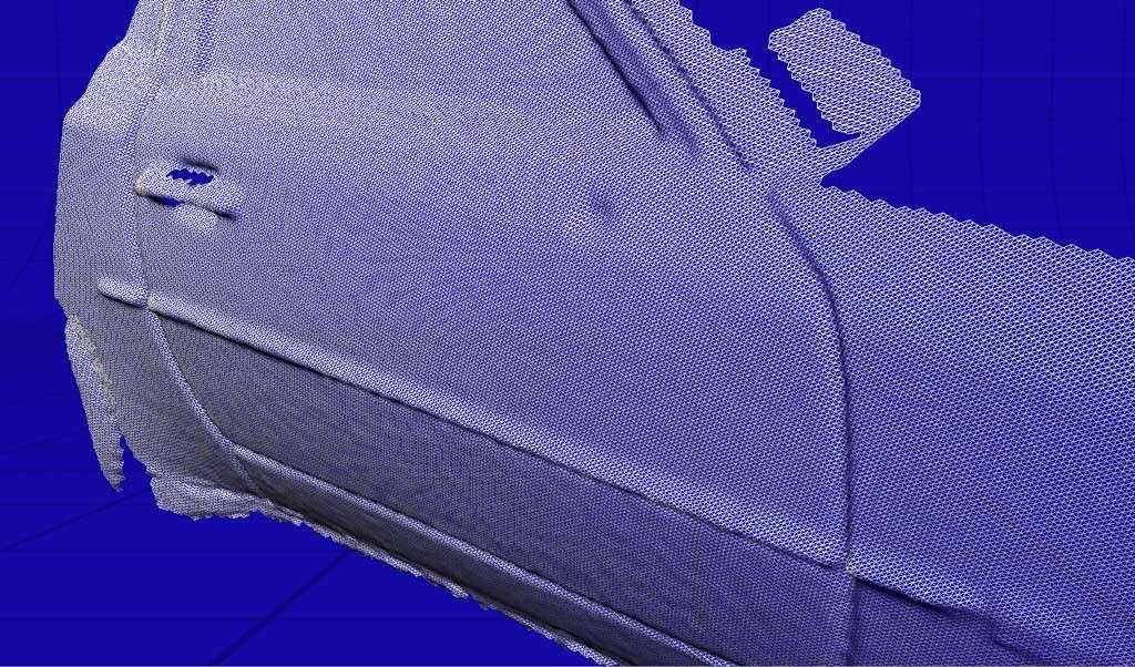 nextengine - [Scanner 3D] NextEngine HD présentation et essais. 15-210