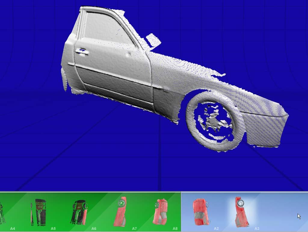 nextengine - [Scanner 3D] NextEngine HD présentation et essais. 1510