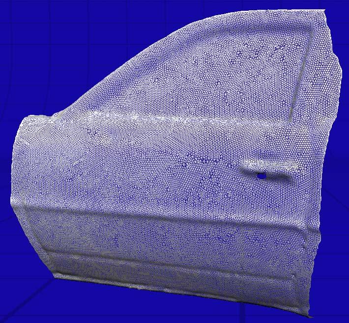 nextengine - [Scanner 3D] NextEngine HD présentation et essais. 1610