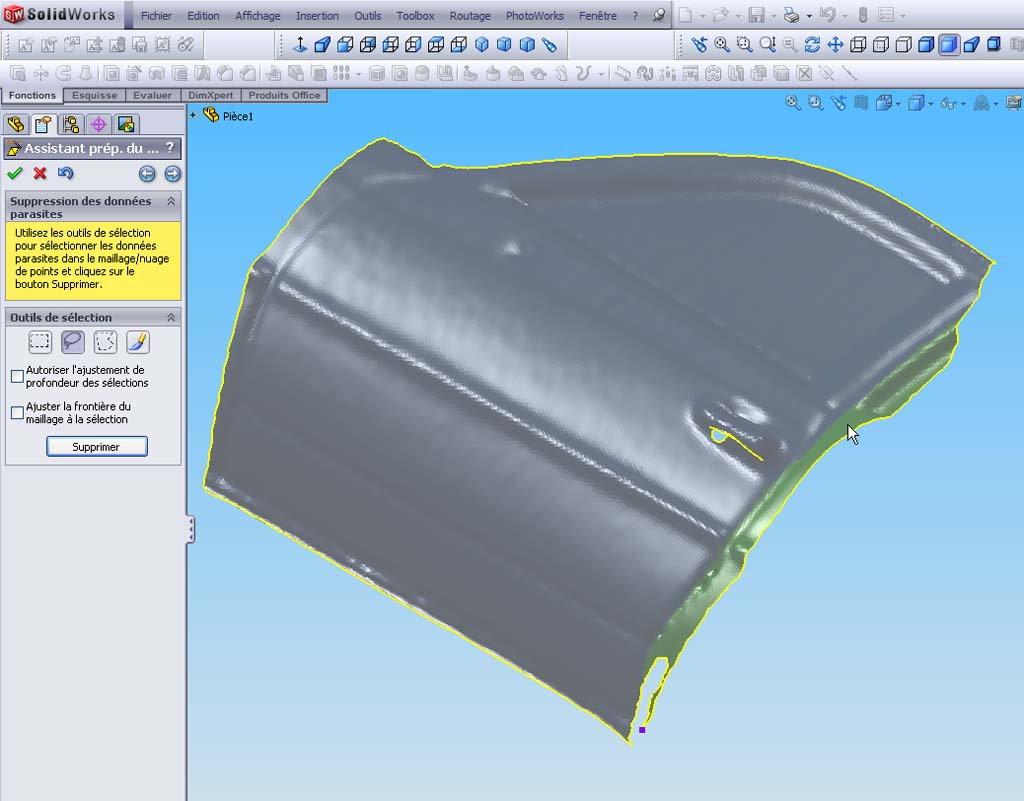 nextengine - [Scanner 3D] NextEngine HD présentation et essais. 1710