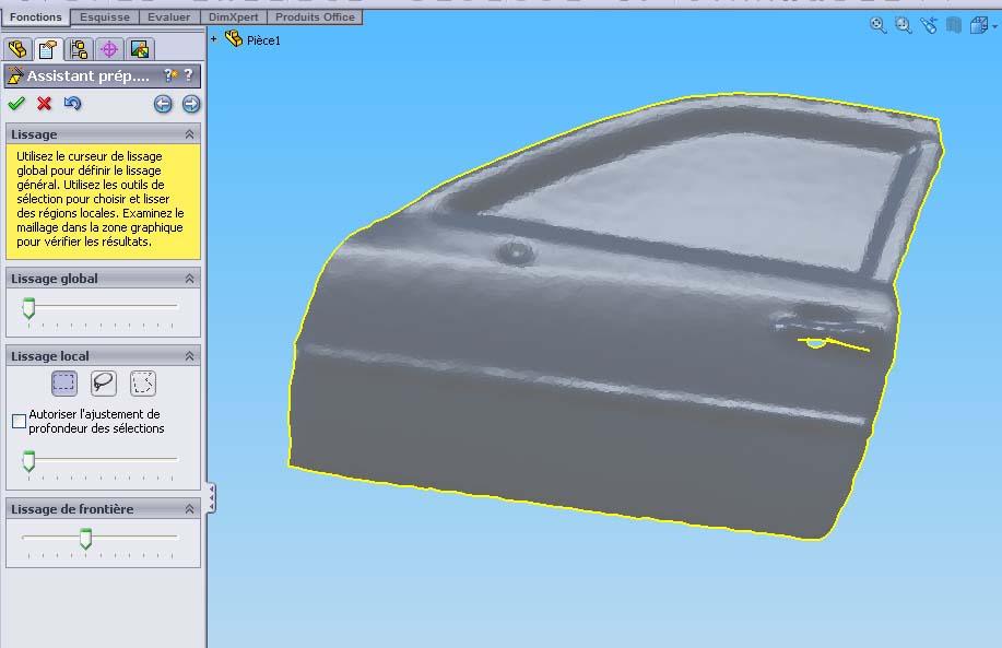 nextengine - [Scanner 3D] NextEngine HD présentation et essais. 1810