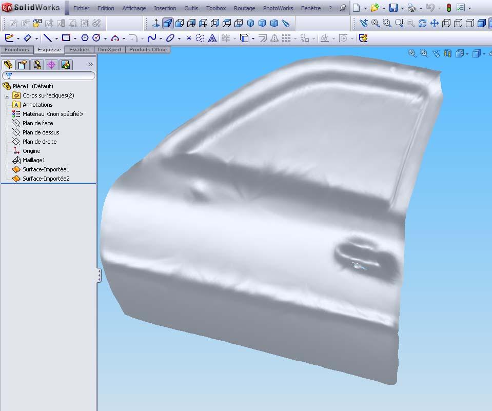 nextengine - [Scanner 3D] NextEngine HD présentation et essais. 2010