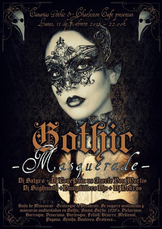 Gothic Masquerade 2013 Gothic13
