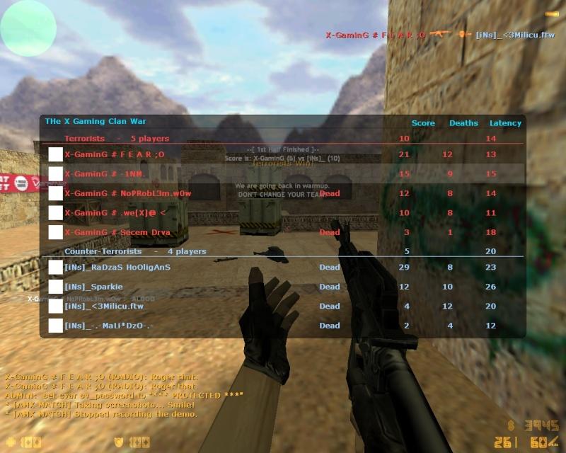 X-Gaming vs [iNs] [W] Ins2_b10