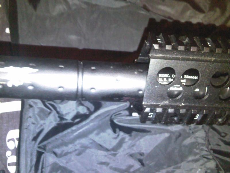 Review G36K M4 JG Sgu-6010