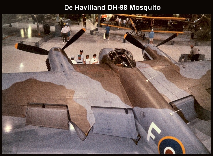 Work in progress..........DH98 Mosquito FB Mk VI  RS625 NE-D Mosq10