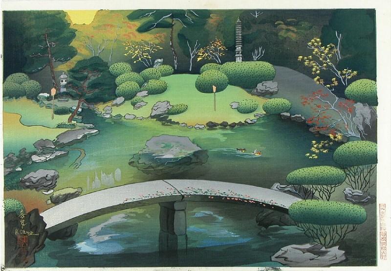 Японское искусство 32011