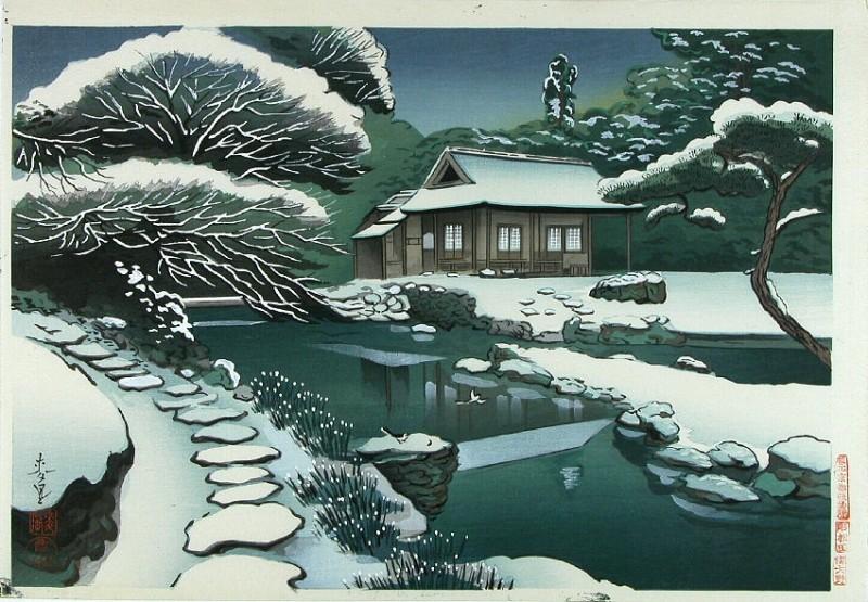 Японское искусство 32110