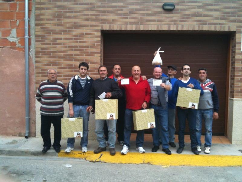 Ganadores Concurso de Navidad Club La Buenavista. Foto10